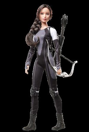 awesome Katniss 芭比娃娃 Doll