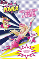 búp bê barbie in princess power dvd