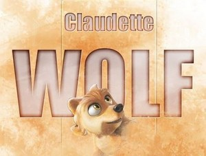 claudette भेड़िया