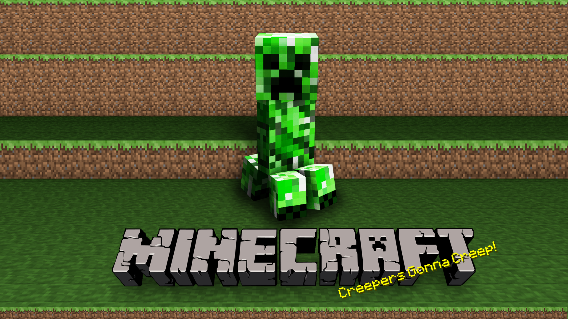 creepers gonna creep!