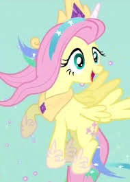 My Little Pony wallpaper possibly with anime titled flutter shy