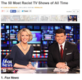 fox news is the most racist tv show - debate photo