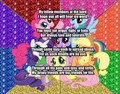 friendship poem - my-little-pony-friendship-is-magic photo