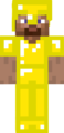 सोना armor steve