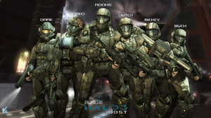 halo 3 odst brother's
