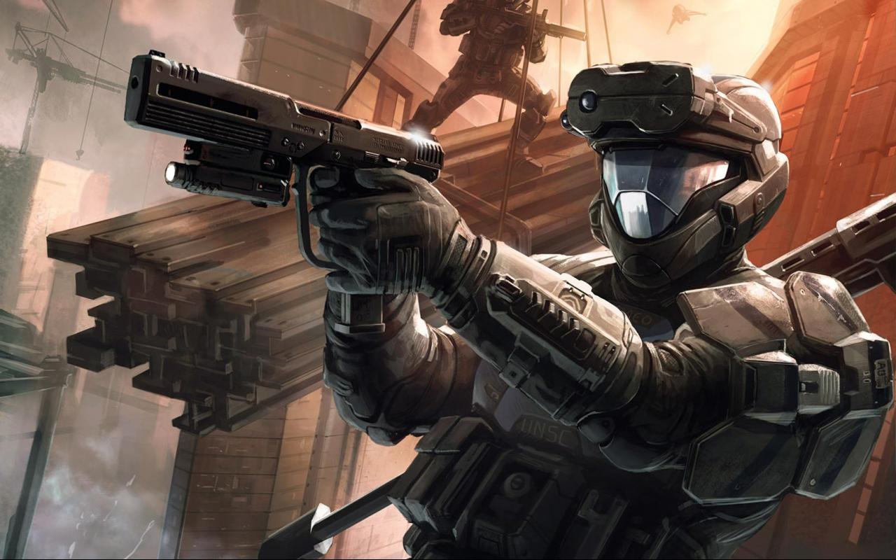 Halo 3 ODST Images Odst HD Wallpaper And Background Photos