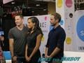 killjoys cast in fanexpo show  - luke-macfarlane photo