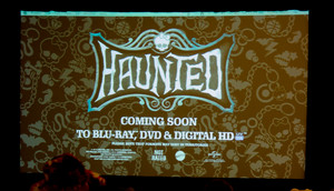 "monster high haunted ""teaser trailer"""