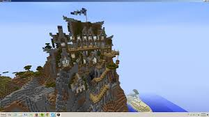 Mountain House Minecraft Photo 37537995 Fanpop
