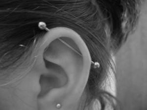 my volgende piercing