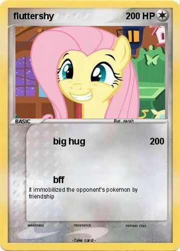 the --Fluttershy--- club images my pokemon card wallpaper and ...