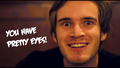 Pewdipie toy have pretty eyes
