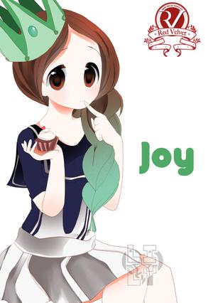 Joy red velet