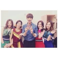 Joy,SeulGi,Minho,Irene,Wendy