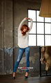Soyou for inpakken, wrap Jeans