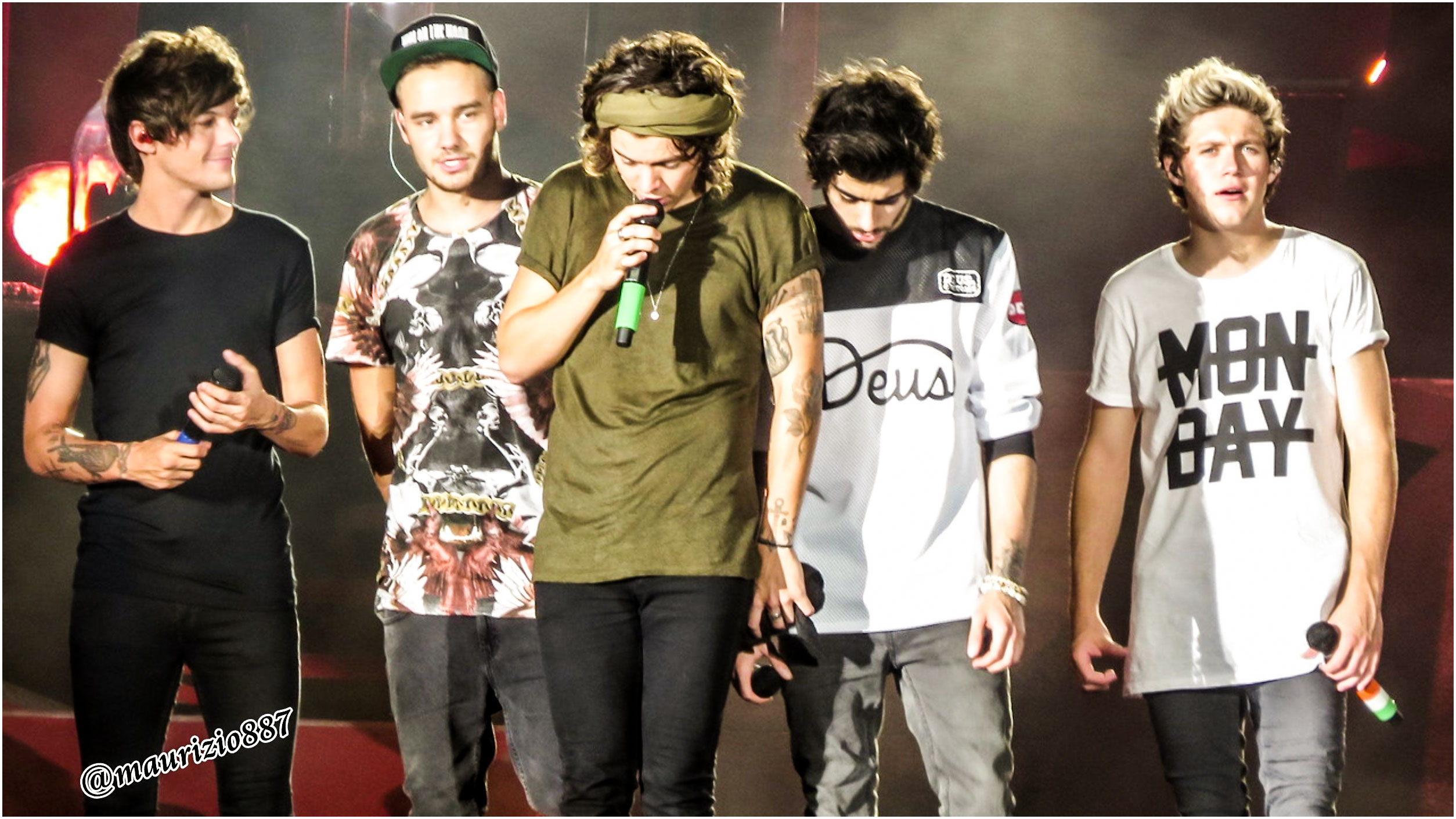 Comment rencontrer les one direction 2014