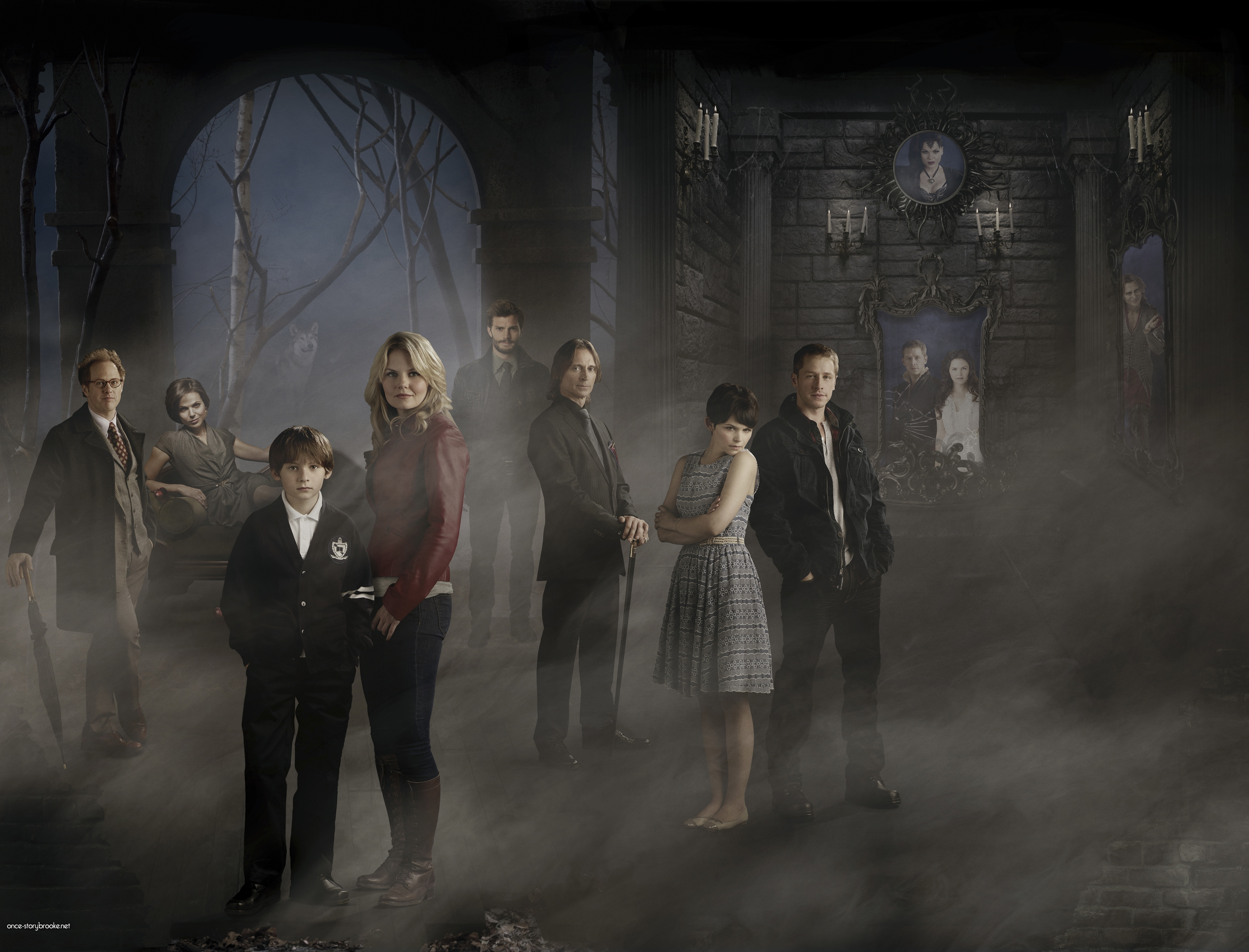5 New Cast Members Coming to Season Seven of Once Upon a Time