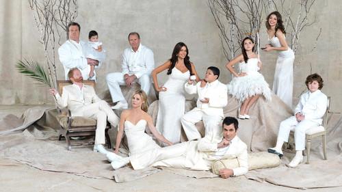 Modern Family wallpaper entitled season 2 cast2