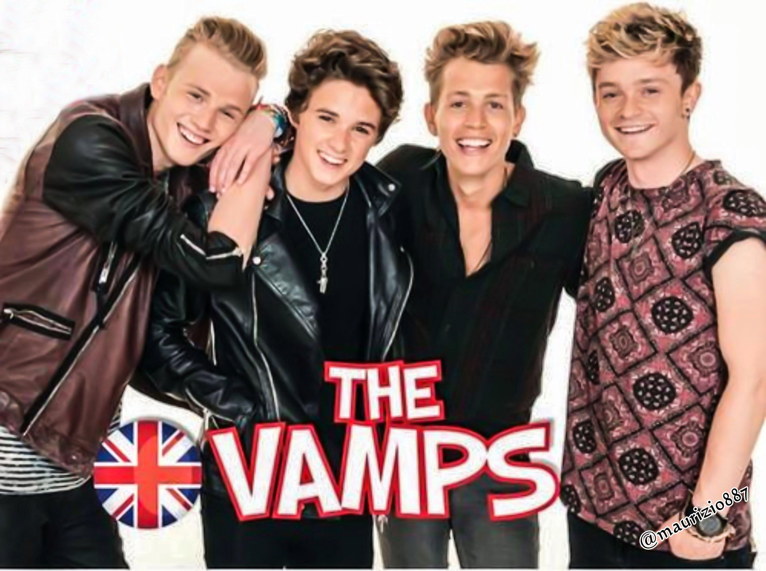 The vamps группа фото