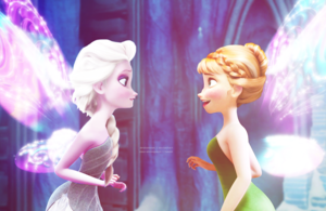 tinkerAnna and periElsa