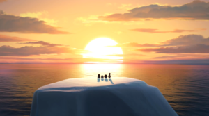 """""""Adventure and glory like no penguins have ever seen before!"""""""