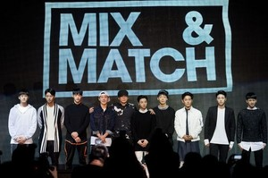 'MIX and MATCH' contestants