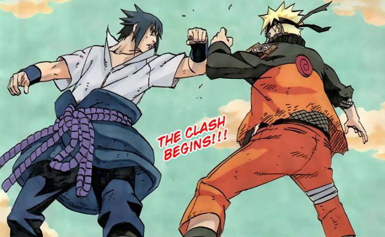 *Sasuke v/s Naruto : The Final Battle* - Naruto Shippuuden ...