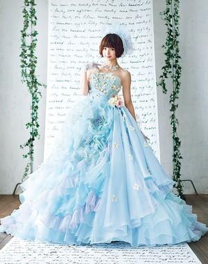 Shinoda Mariko in Liebe MARY Dresses