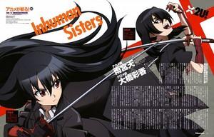 """The Inhuman Sisters"""