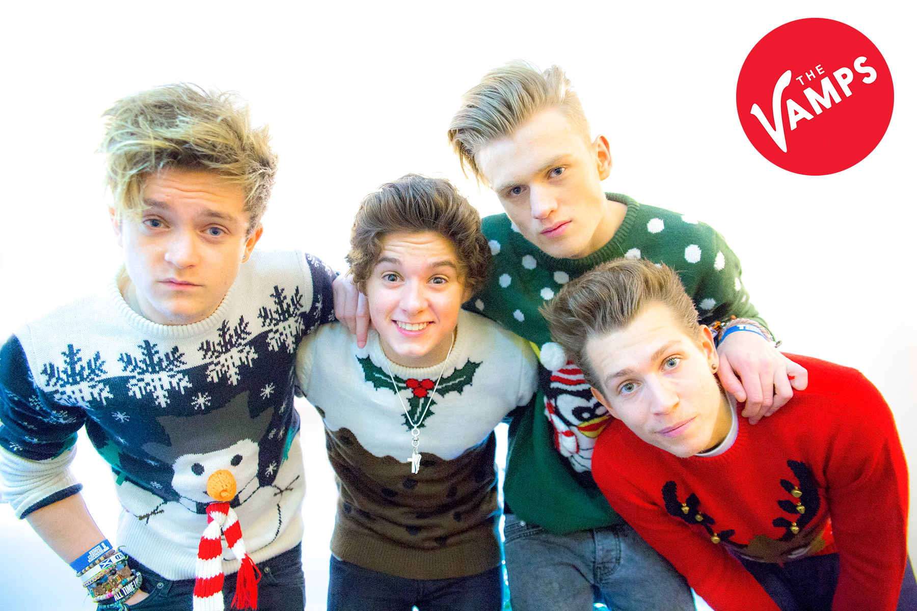 meet the vamps christmas edition tracklist