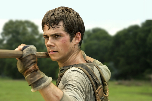 The Maze Runner پیپر وال called Thomas