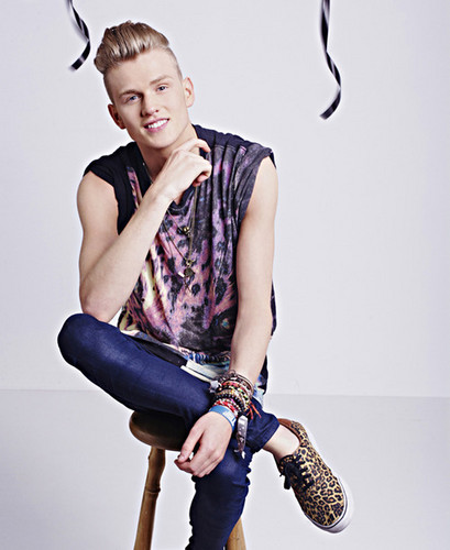 The Vamps wolpeyper possibly with a hip boot entitled Tristan
