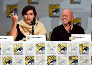 'Under the Dome' Panel at Comic-Con