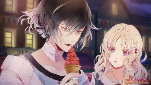 디아볼릭 러버즈 바탕화면 called [Vandead Carnival] Azusa and Yui
