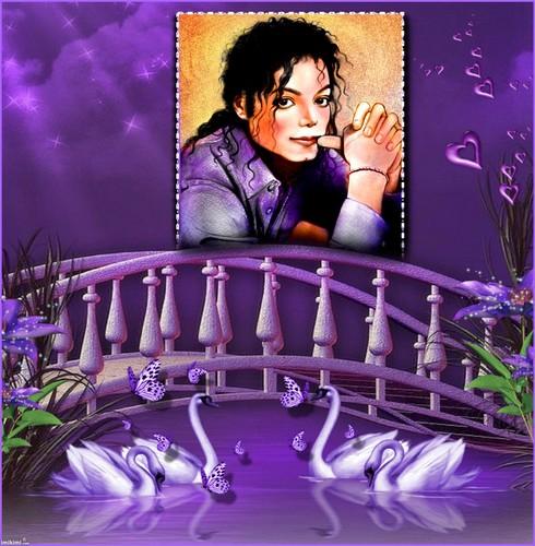 Michael Jackson Hintergrund titled ♥♥♥Майкл♥♥♥