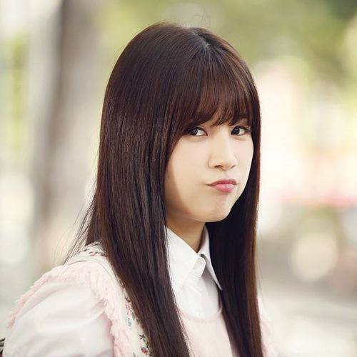 Park ChoRong वॉलपेपर containing a portrait entitled