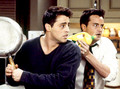 1. Joey and Chandler - friends photo