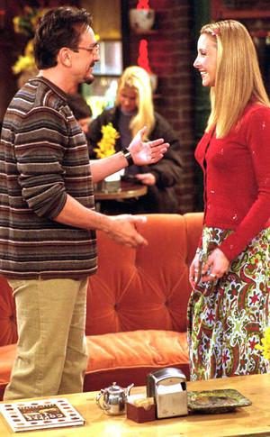 11. Phoebe and David