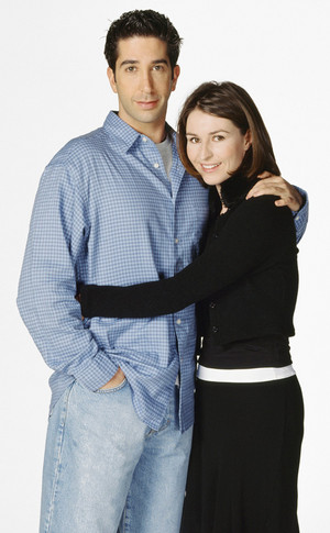 22. Ross and Emily