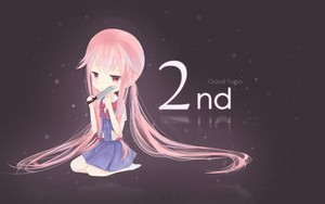2nd Yuno Gasai