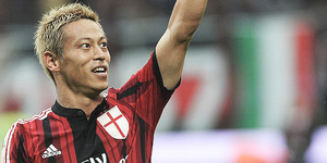 AC Milan Squad 2014/15 10. Keisuke Honda