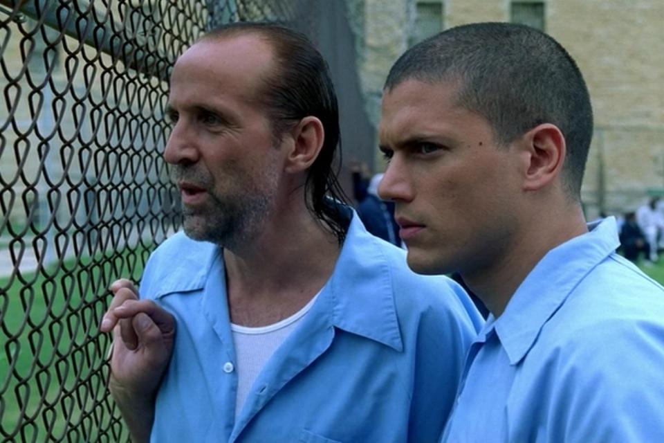 Abruzzi and Michael