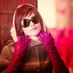 অ্যালিস্ কুলেন দেওয়ালপত্র with sunglasses called Alice Cullen x