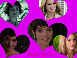 Alice and Rosalie