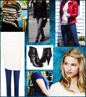 Aline Morrison's style