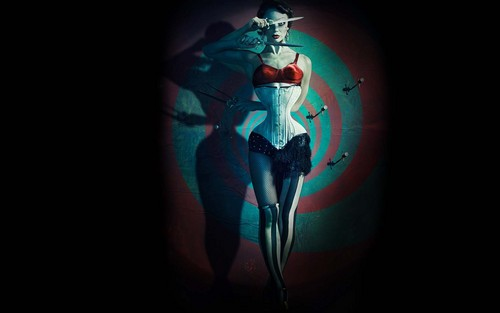 American Horror Story Hintergrund entitled American Horror Story: Freak Zeigen