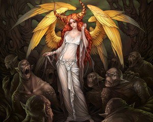 ángel and Demons