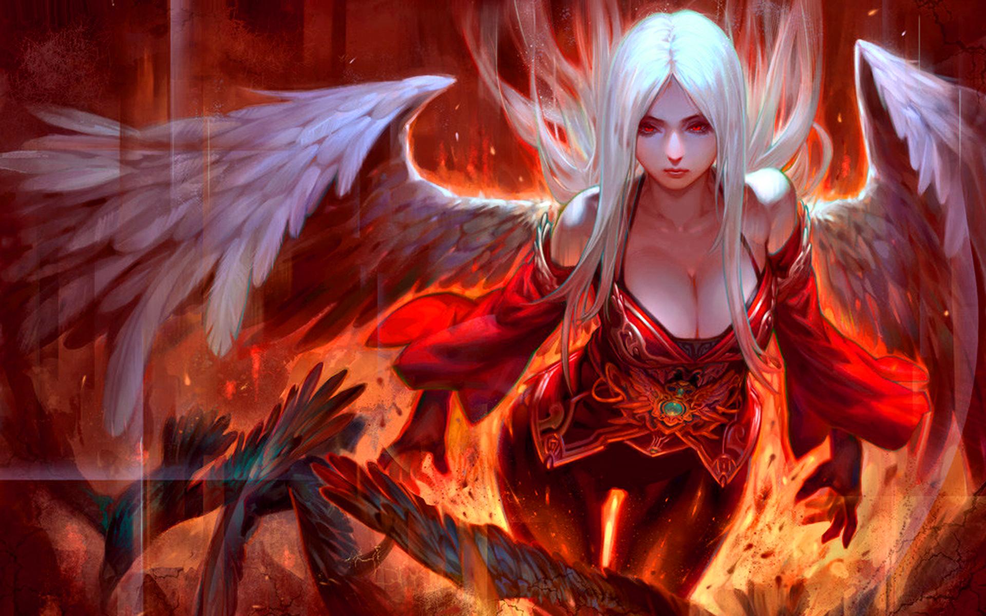 female demon wallpapers myspace - photo #34