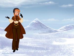 Anna Gulag disguise