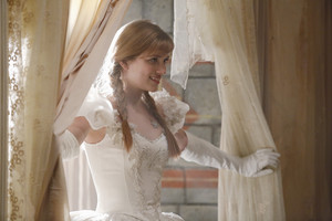 Anna on Once Upon a Time